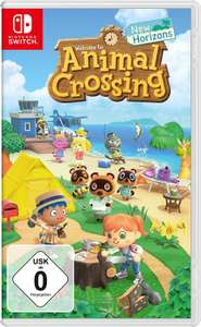 Animal Crossing: New Horizons Nintendo spel