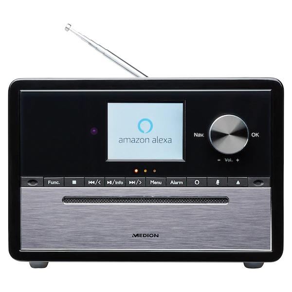 MEDION® DAB+ Audio Systeem LIFE