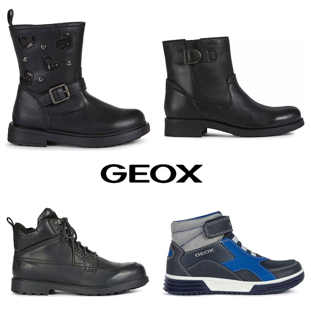 Geox schoenen en laarzen tot 55% korting @ Limango