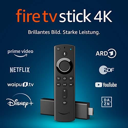 Fire TV Stick 4K Ultra HD, Grensdeal
