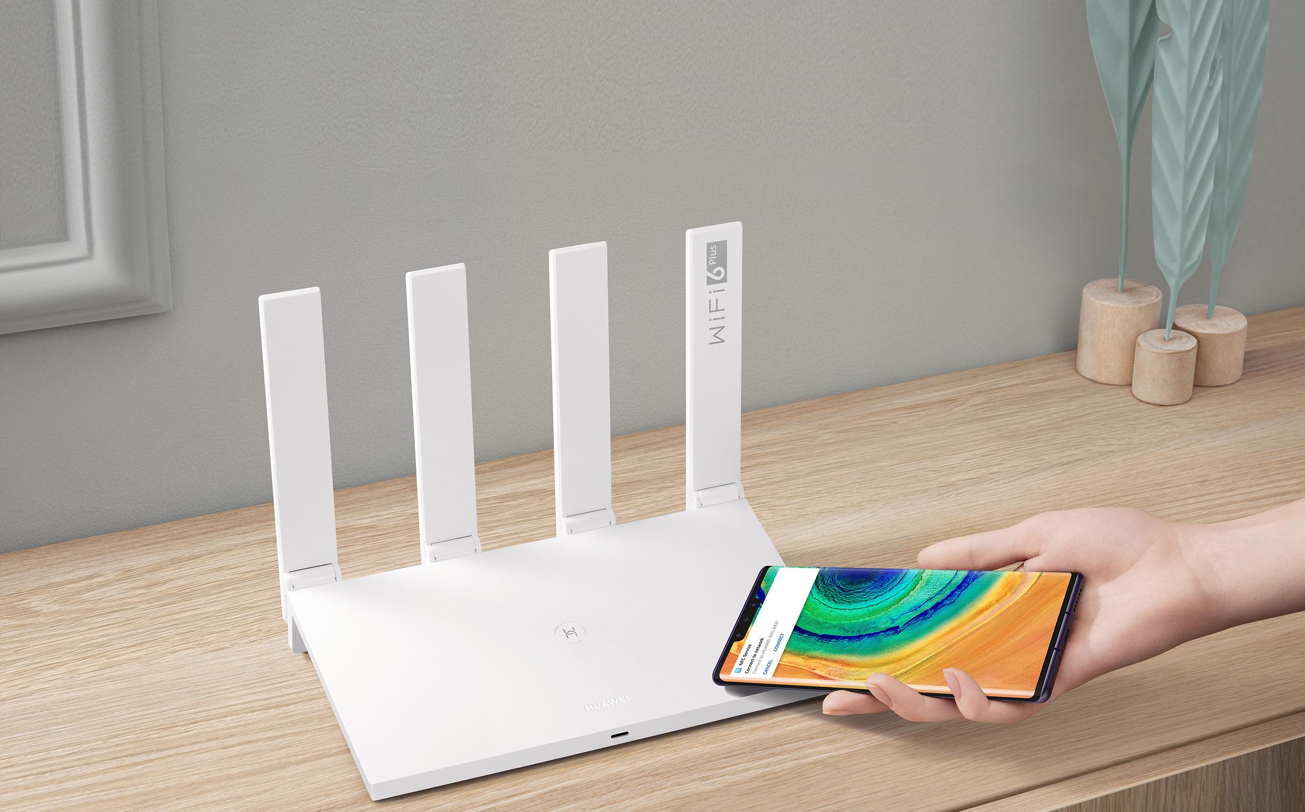 Huawei Wi-Fi 6 Router AX3 @Huawei Store