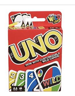 Uno kaartspel [Amazon prime]