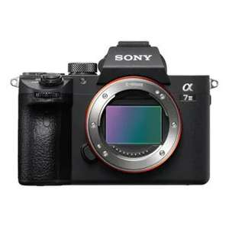 Sony A7III voor €1580 na Sony-cashback [LAAGSTE PRIJS OOIT] @ amazon.nl