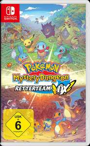 [Switch] Pokémon Mystery Dungeon: Rescue Team DX