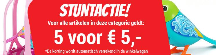 Digibirds of Digichicks - 5 voor 5 euro