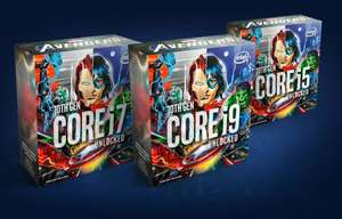 Intel Core i9 10900K Avengers Edition Boxed