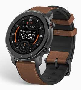 Amazfit GTR 47mm Aluminium (AMOLED, GPS, Bluetooth 5.0)