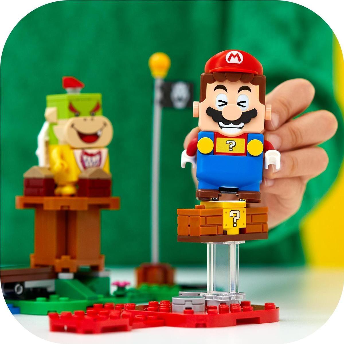 Lego Mario expansion sets tot 20% korting