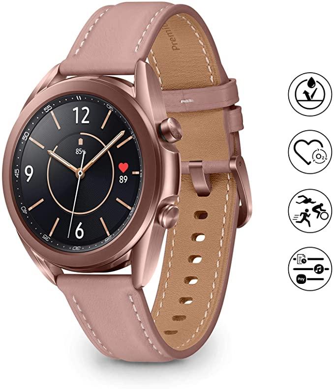 Samsung Galaxy Watch3 (41mm) Brons @ Amazon.nl