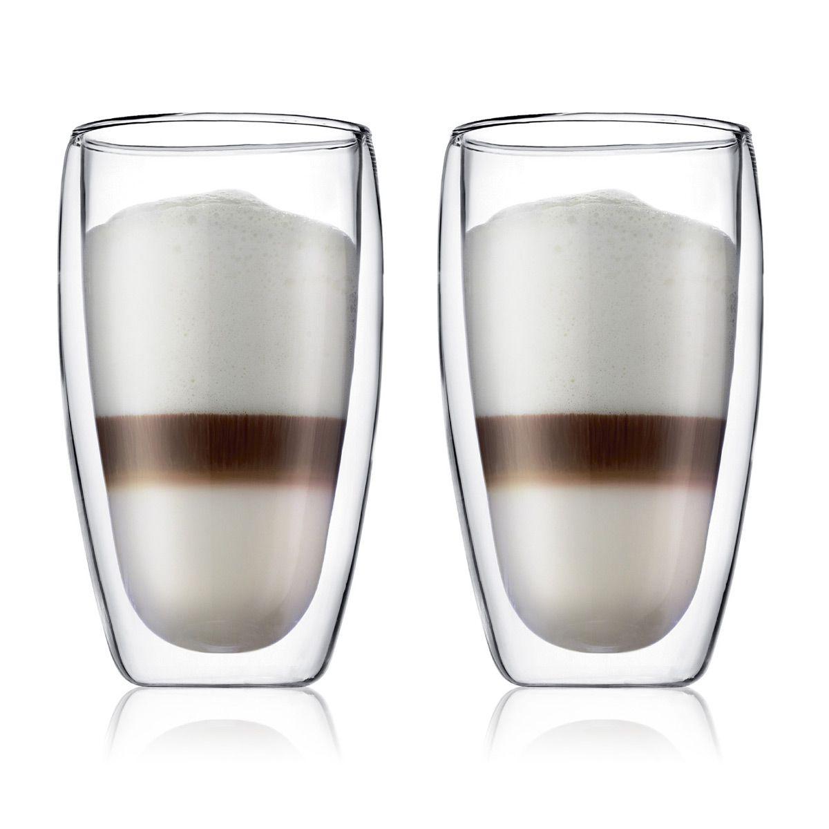 Veel luxe glazen met 45-55% korting + 10% extra korting @ Bodum
