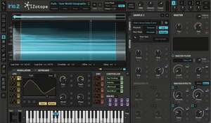 Gratis VST Plugin iZotope - Iris 2 Synth