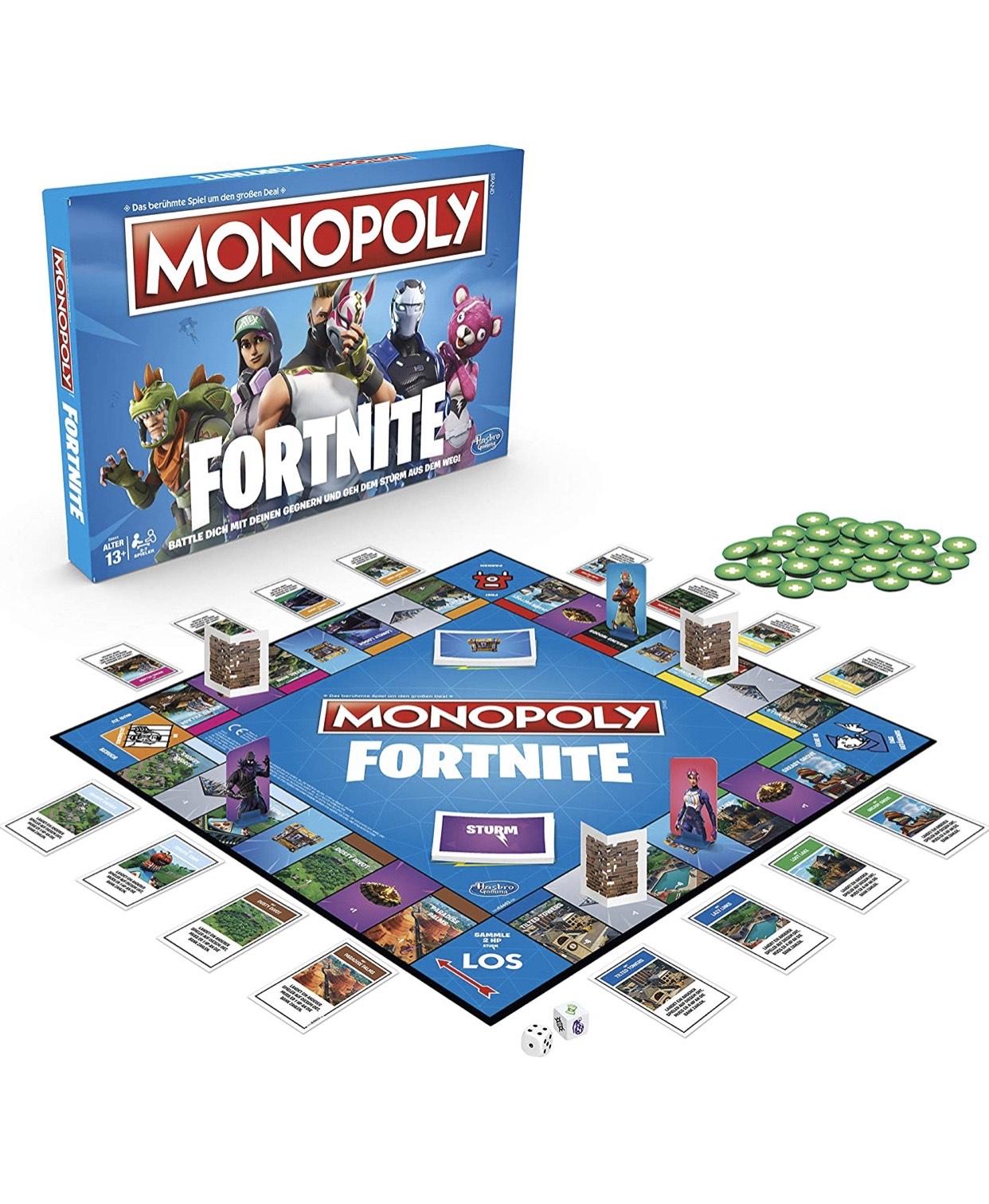Fortnite monopoly (Duits)