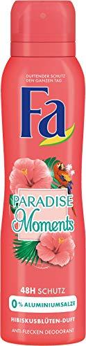 FA Deospray Paradise Moments hibiscusbloesem geur 6x voor 3.92