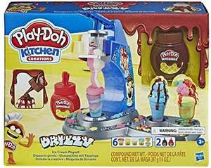 Play-Doh Drizzy Ice Cream Playset