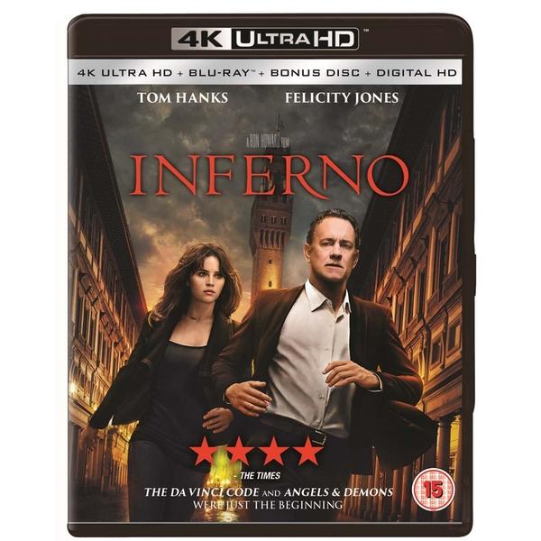 Inferno (4K Ultra HD Blu-Ray) @ Shop4NL