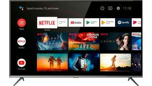 TCL 65EP644 led-tv (164 cm / 65 inch), UHD Android TV