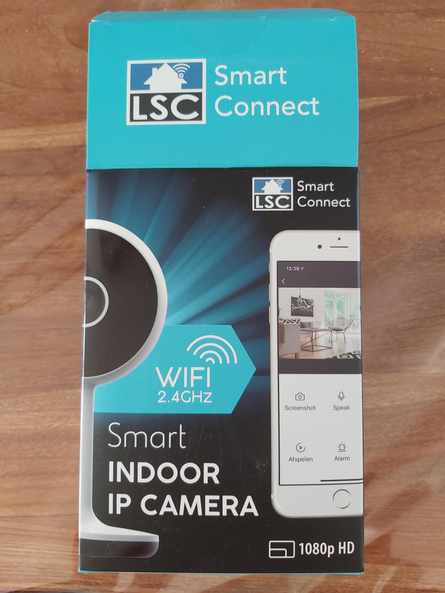 LSC indoor ip camera full hd