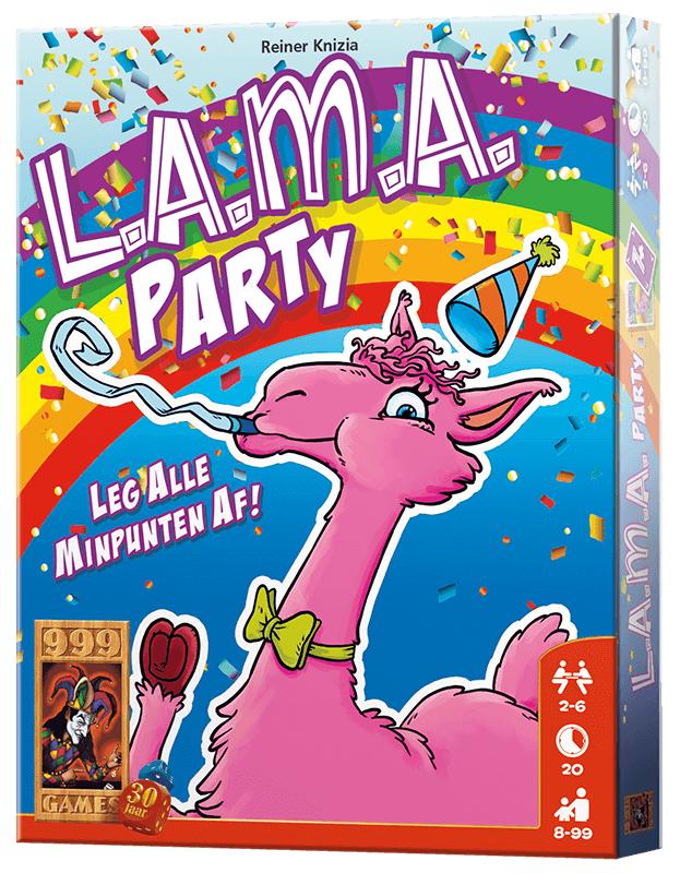 Gratis L.A.M.A special edition bij besteding van € 30,-