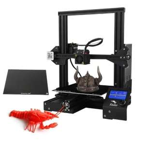Creality Ender 3X (Upgraded Kit) 3D Printer (Verstuurd uit Duitsland)