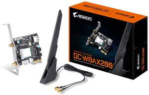 Gigabyte GC-WBAX200 - Wifi + Bluetooth kaart