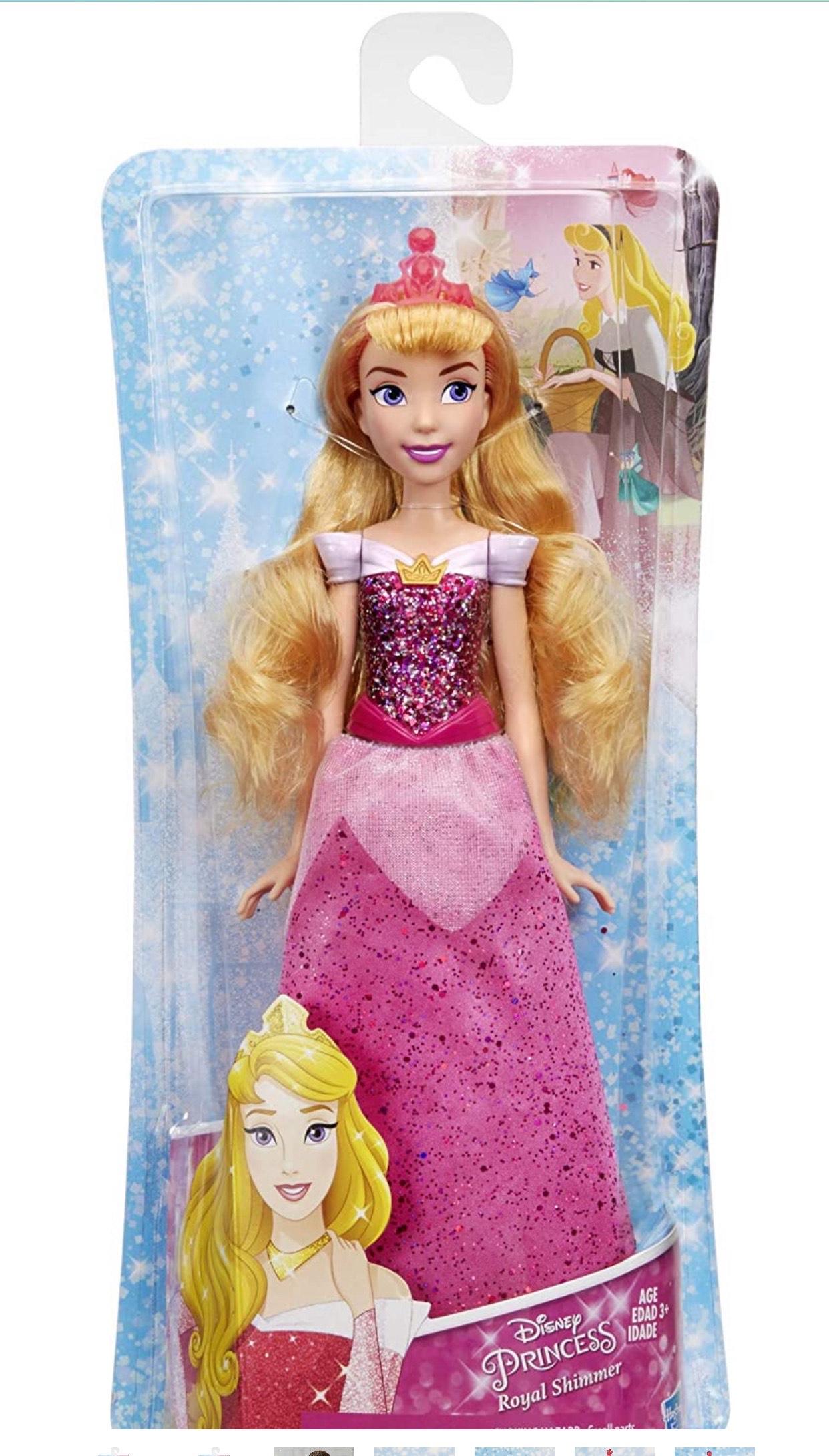 [meer figuren] Disney Princess Royal Shimmer Pop Doornroosje