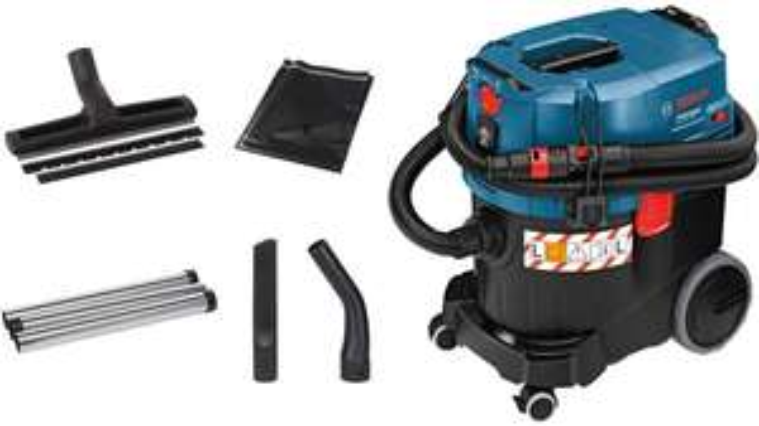 Bosch Professional Alleszuiger GAS 35 L SFC+ @Amazon.nl