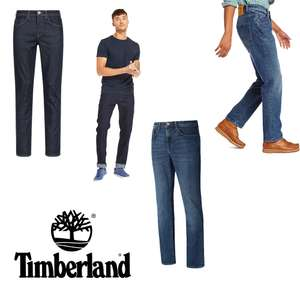 Timberland Squam Lake heren stretch jeans [3 kleuren] @ Sport-Korting