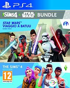 De Sims 4: Star Wars Journey to Batuu Bundle (PS4/Xbox/PC)
