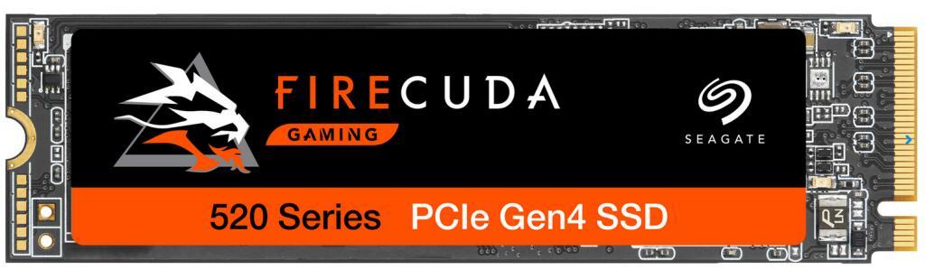Seagate FireCuda 520 SSD 1TB €199 @Coolblue