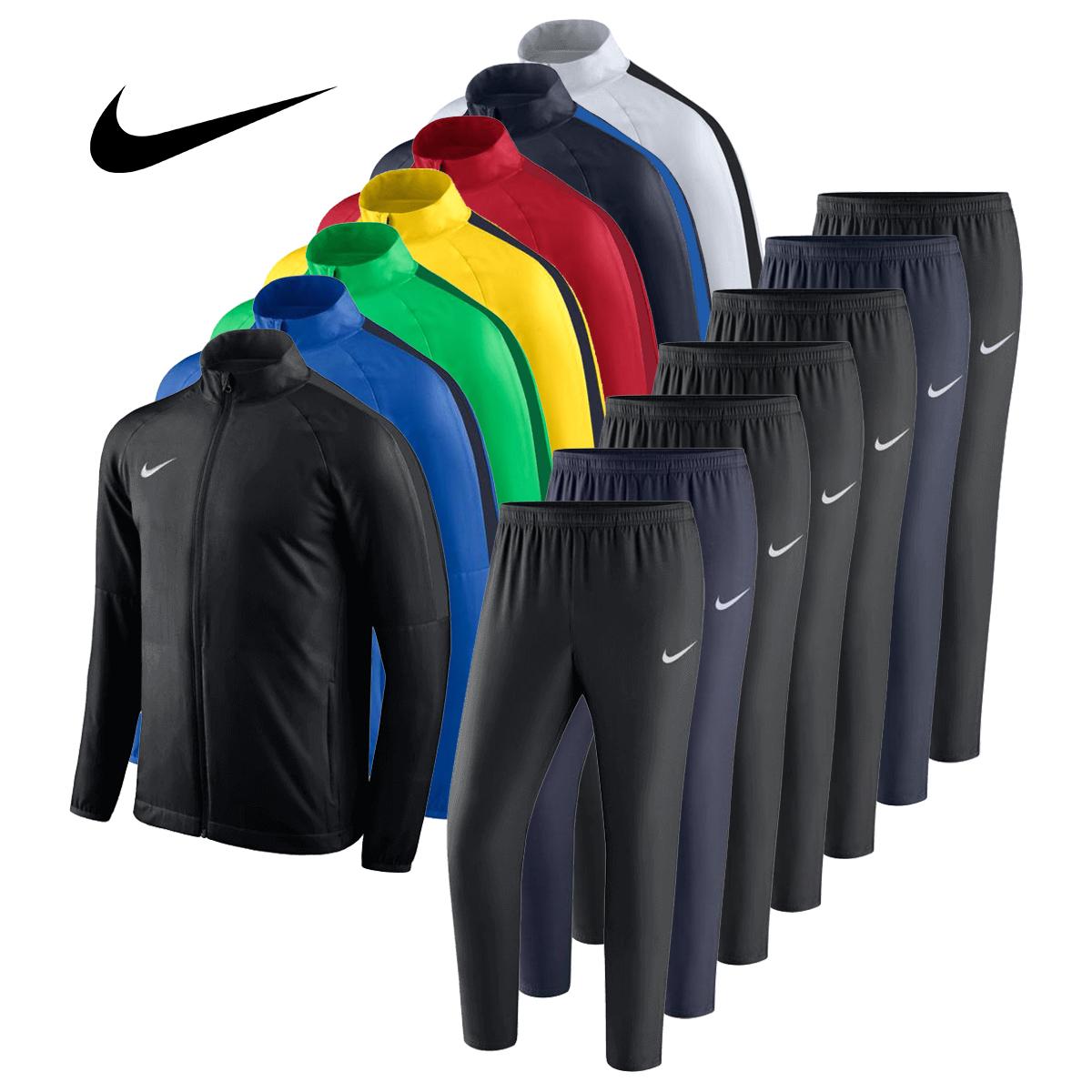 Nike Academy 18 heren tracksuit - keuze uit 7 kleuren @ Geomix