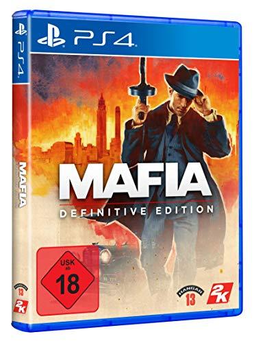 Mafia: Definitive Edition (PS4) @ Amzon.de