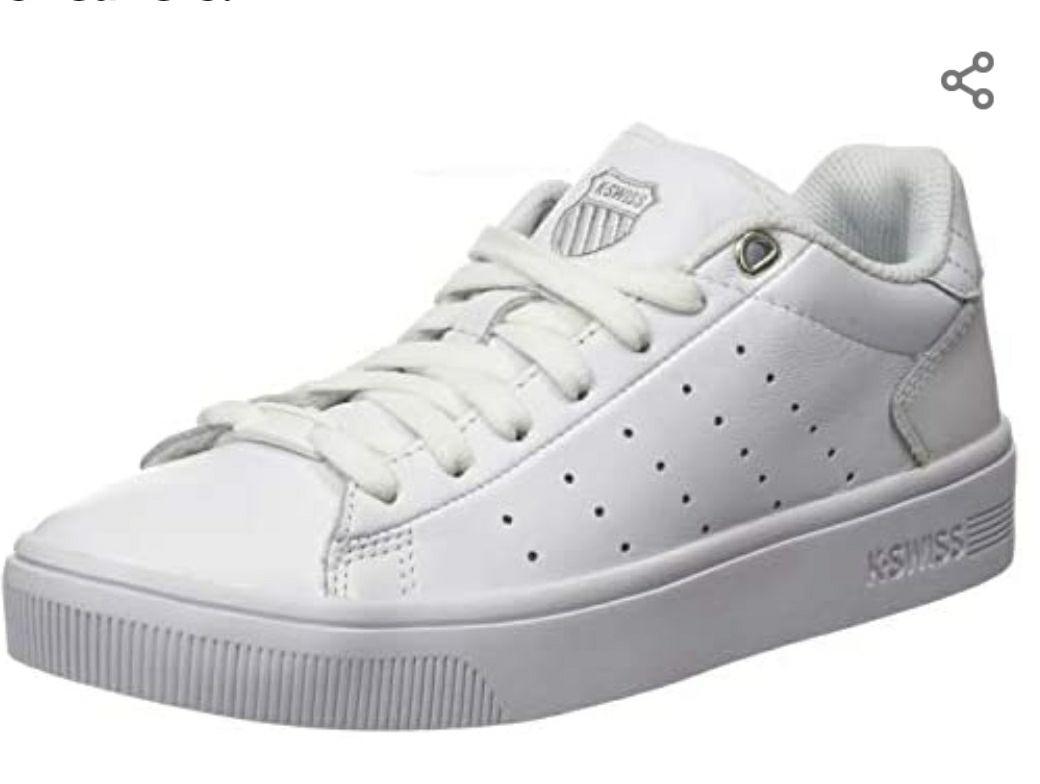 K-Swiss COURT FRASCO II dames sneakers.