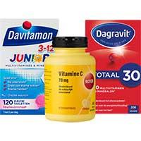 Vitamines e.a deals 2e gratis@ AH (vanaf maandag)