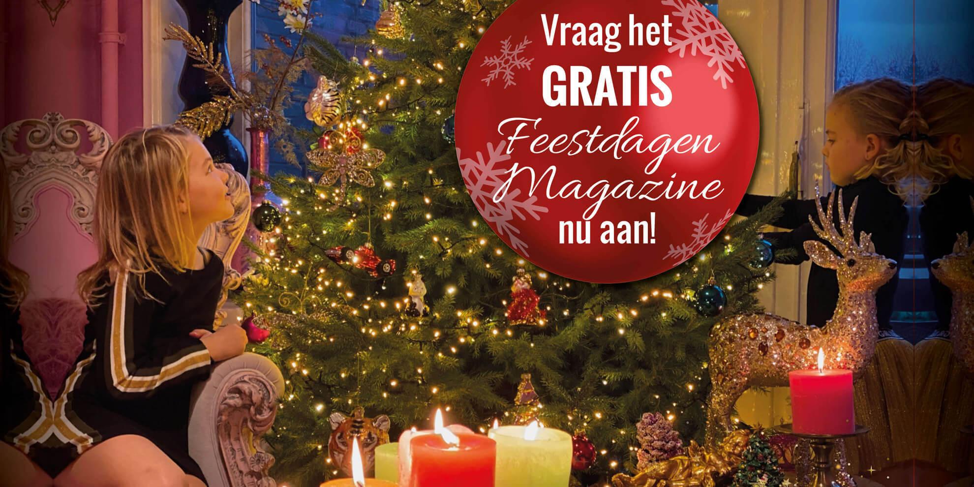Gratis Aviko Feestdagen Magazine