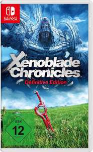 Xenoblade Chronicles: Definitieve Edition: voor Nintendo Switch