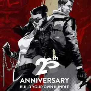 Stel zelf je 25th Anniversary SALE Bundel samen - [PC - Steam] @Fanatical
