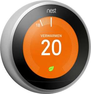 Nest Learning Thermostat - Slimme Thermostaat - Bol.com dagdeal