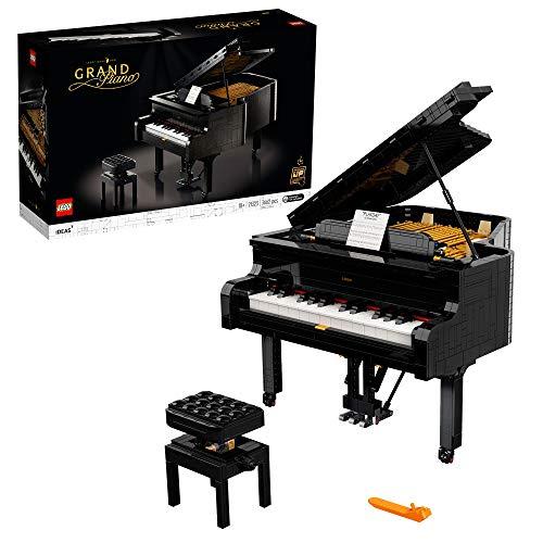 Lego grand piano (21323)