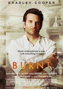 Pathé Thuis - 8 november - Burnt (gratis film)