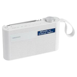 Medion E66325 Draagbare DAB+ radio @ Medion Store