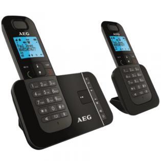 AEG Voxtel D555 Twin DECT telefoon voor €40 @ Redcoon