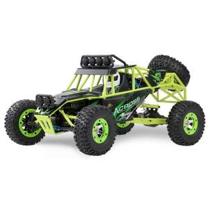 Wltoys 12428 1/12 2.4G 4WD 50km/h High Speed RC Auto