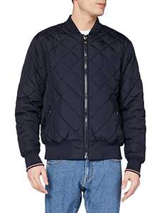 Tommy Hilfiger Heren CHEVRON QUILTED BOMBER (Broek?) @Amazon.nl