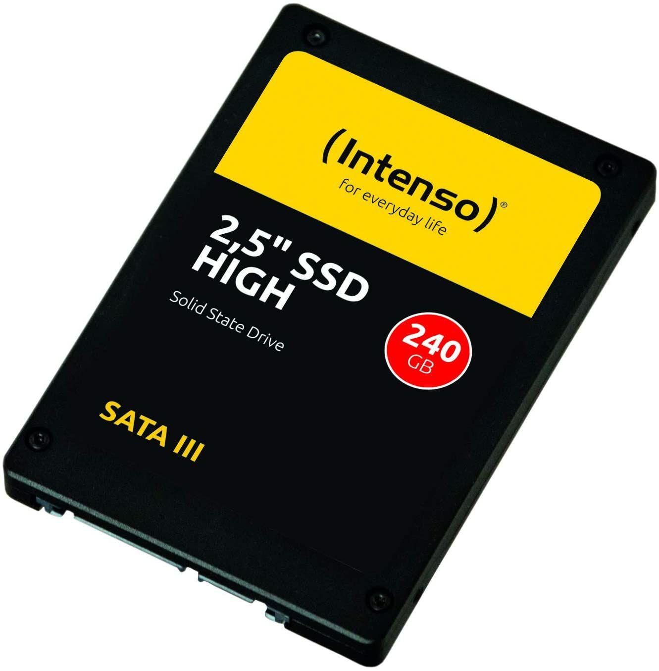 Intenso High Performance interne SSD 240 GB