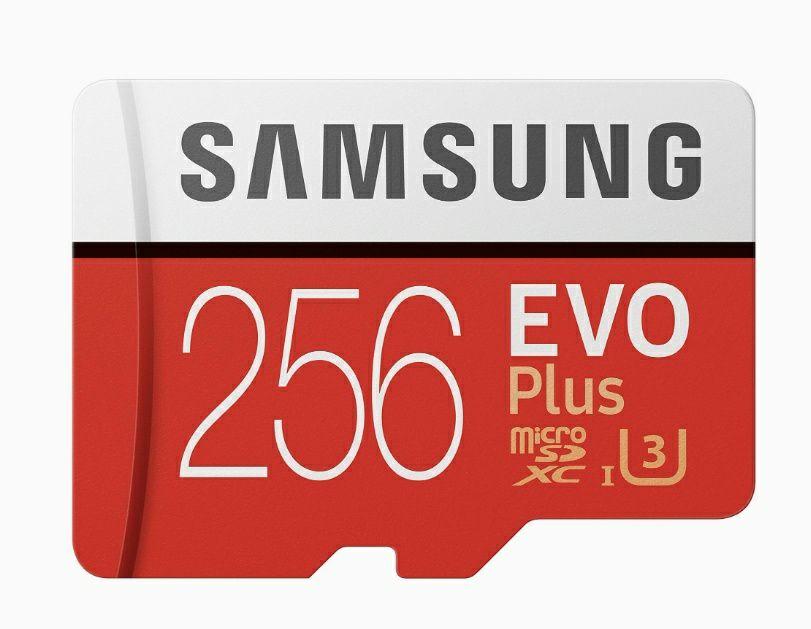 Samsung EVO Plus 2020 256GB