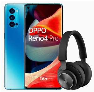 Oppo Reno 4 Pro 5G 12GB/256GB + Bang & Olufsen Beoplay H4 2nd Gen