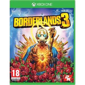 Borderlands 3 PS4/XB1 (gratis next-gen upgrade) @ BCC