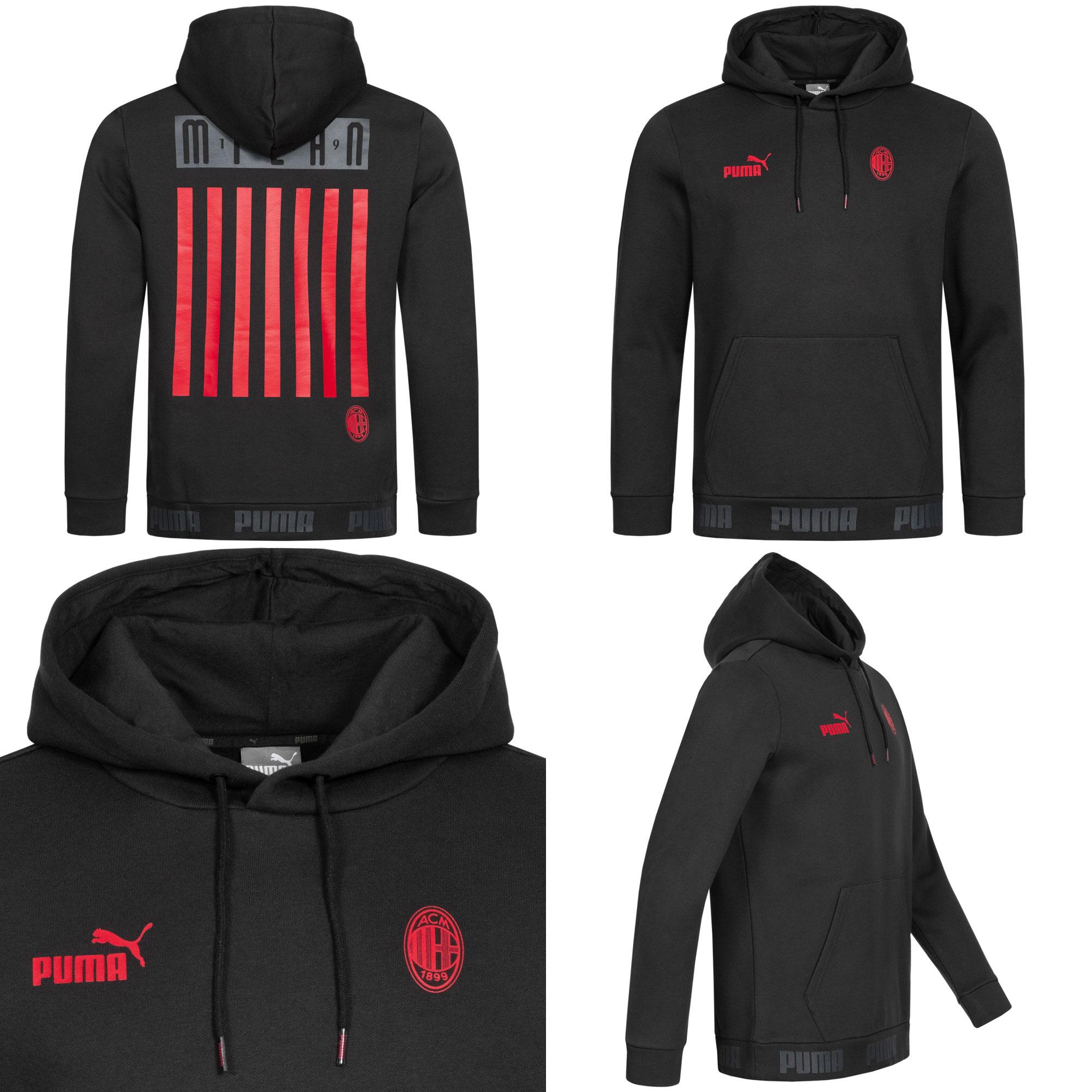PUMA AC Milan Football Culture hoodie @ Sport-Korting