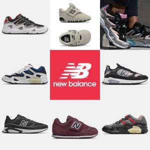 Singles Day: SALE tot -50% + 15% EXTRA @ New Balance