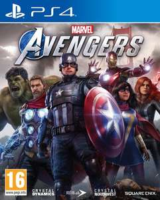 Marvel's Avengers - PS4/XBOX